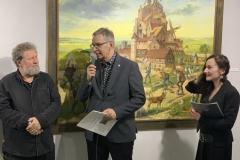 50-lecie pracy twórczej Dariusza Milińskiego 2