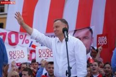 Prezydent Andrzej Duda w Bolesławcu (13)