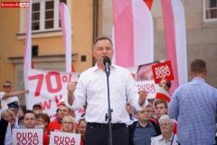 Prezydent Andrzej Duda w Bolesławcu (2)