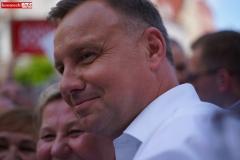Prezydent Andrzej Duda w Bolesławcu (3)