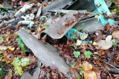 Odpady w Modrzewiu koło Wlenia 06