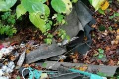 Odpady w Modrzewiu koło Wlenia 09