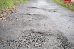Droga przy Zaporze wodnej w Pilchowicach 3