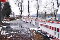 Lwówek Śląski most zastępczy ul Betleja dw364 2