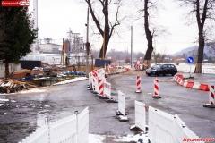 Lwówek Śląski most zastępczy ul Betleja dw364 3