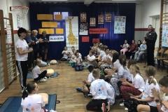 Uczniowie ze Zbylutowa bili rekord w resuscytacji krążeniowo - oddechowej 5
