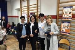 Uczniowie ze Zbylutowa bili rekord w resuscytacji krążeniowo - oddechowej 7