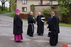 Biskup Marek Mendyk w Radomiłowicach 03