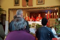 Biskup Marek Mendyk w Radomiłowicach 13