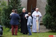 Biskup Marek Mendyk w Radomiłowicach 15