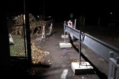 Lwóek Śląski ulica Betleja most zastępczy 06