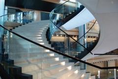 Bürkle Rakowice Małe beton schody praca 2