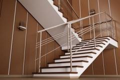 Bürkle Rakowice Małe beton schody praca 3