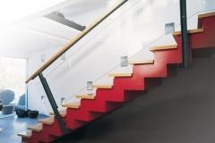 Bürkle Rakowice Małe beton schody praca 5