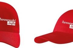 czapki Lwówecki czerwone