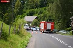 Dachowanie w Łupkach koło Wlenia  (2)