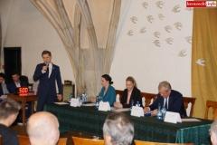 Lwóek Śląski debata 20199