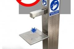 Disinfection Outside Machine urządzenei do dezynfekcji rąk 2