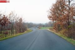 droga 2491d Siedlęcin osuwisko 7