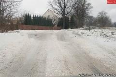 drogi zasypane śniegiem 2020 3