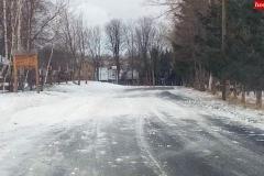 drogi zasypane śniegiem 2020 4