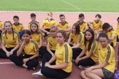 Finał dolnośląski drużynowej ligi lekkoatletycznej 01
