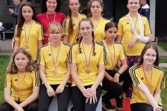 Finał dolnośląski drużynowej ligi lekkoatletycznej 22