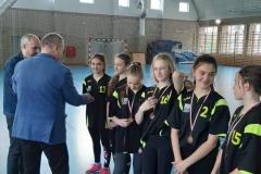 Finał Strefy Jeleniogórskiej SZS – Piłka Ręczna Dziewcząt Igrzysk Dzieci 1