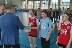 Finał Strefy Jeleniogórskiej SZS – Piłka Ręczna Dziewcząt Igrzysk Dzieci 2
