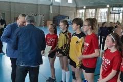 Finał Strefy Jeleniogórskiej SZS – Piłka Ręczna Dziewcząt Igrzysk Dzieci 4