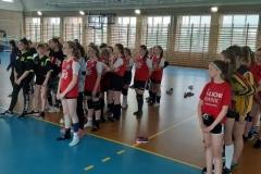 Finał Strefy Jeleniogórskiej SZS – Piłka Ręczna Dziewcząt Igrzysk Dzieci 5