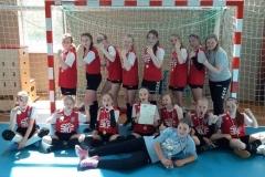 Finał Strefy Jeleniogórskiej SZS – Piłka Ręczna Dziewcząt Igrzysk Dzieci 6