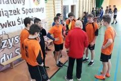 Finał Strefy Jeleniogórskiej SZS – piłka ręczna chłopców igrzysk młodzieży 1