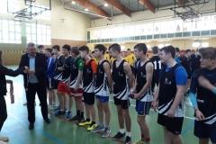 Finał Strefy Jeleniogórskiej SZS – piłka ręczna chłopców igrzysk młodzieży 3