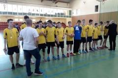 Finał Strefy Jeleniogórskiej SZS – piłka ręczna chłopców igrzysk młodzieży 4