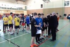 Finał Strefy Jeleniogórskiej SZS – piłka ręczna chłopców igrzysk młodzieży 5