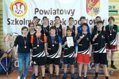 Finał Strefy Jeleniogórskiej SZS – piłka ręczna chłopców igrzysk młodzieży 6