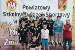 Finał Strefy Jeleniogórskiej SZS – Piłka Ręczna Chłopców Igrzysk Dzieci 2