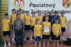 Finał Strefy Jeleniogórskiej SZS – Piłka Ręczna Chłopców Igrzysk Dzieci 3