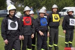 Gminne Zawody OSP Lubomierz 2019 14