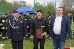 Gminne Zawody OSP Lubomierz 2019 57