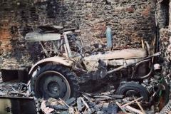 Groźny pożar w Rębiszowie 3
