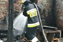Groźny pożar w Rębiszowie 5
