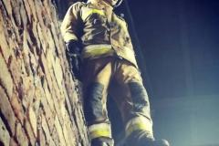 Groźny pożar w Rębiszowie 6