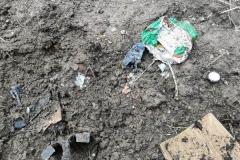 Wysypisko śmieci w Grudzy koło Mirska 5