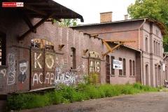 Dworzec kolejowy w Mirsku 16