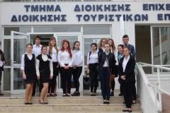 Hotelarze z ZSE-T pojadą do Grecji 12