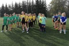 Igrzyska młodzieży  w piłce nożnej dziewcząt SZS 5