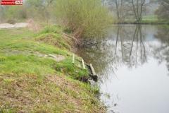 Spływ kajakami rzeka Bóbr Dębowy Gaj 07