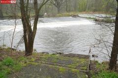 Spływ kajakami rzeka Bóbr Dębowy Gaj 09
